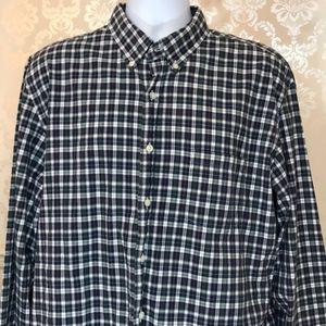 Men's J. Crew Tartan Plaid Button-Down Shirt